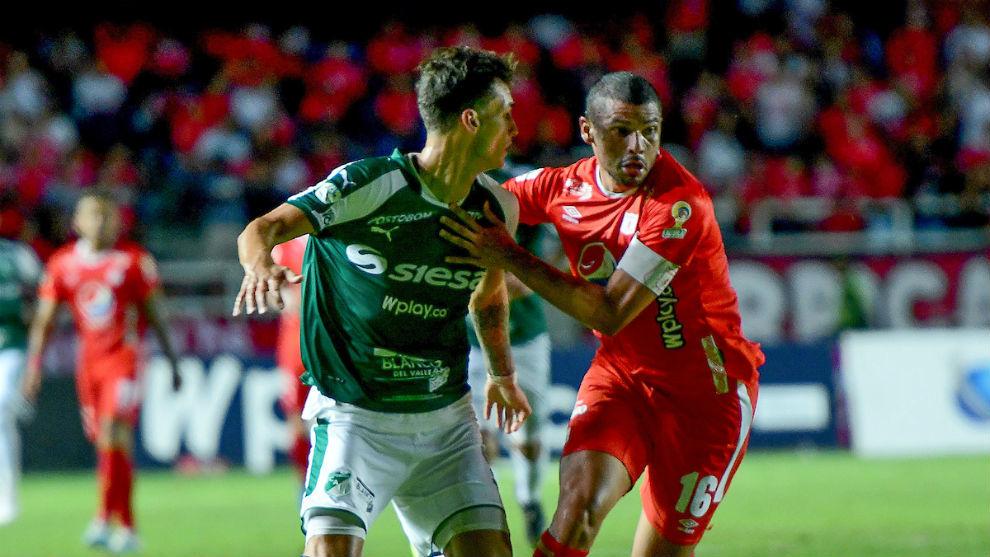 Independiente Santa Fe vs. Alianza Petrolera - Reporte del Partido - 17 noviembre, 2019