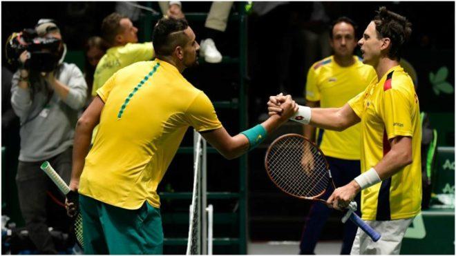Copa Davis | Australia eliminó a Colombia del certamen
