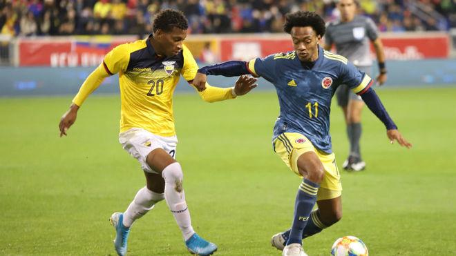 Ecuador vs Colombia: Colombia aprueba raspado su último examen ante Ecuador   MARCA Claro Colombia