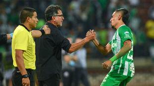 Daniel Muñoz no pudo estar por lesión a pesar de ser convocado.