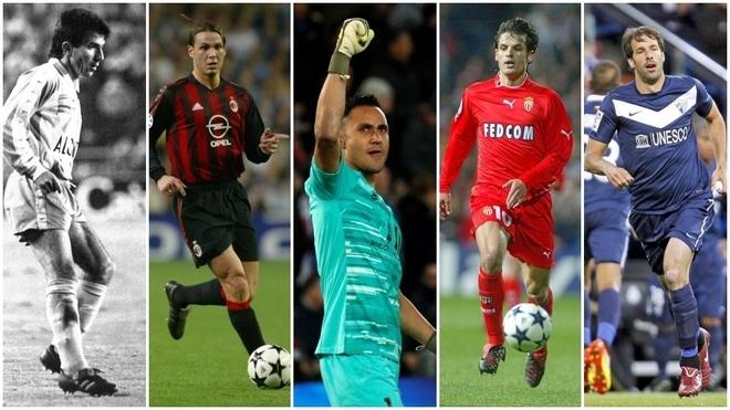 Keylor Navas y los regresos más emotivos al Bernabéu: Redondo ...