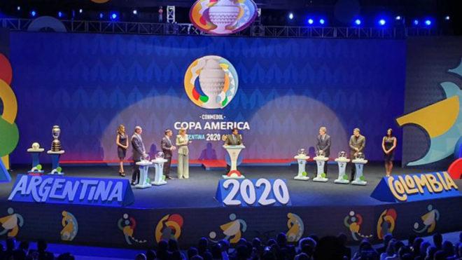 partidos copa america 2020