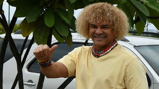 El 'Pibe' Valderrama hará fuerzas por el título de Junior.