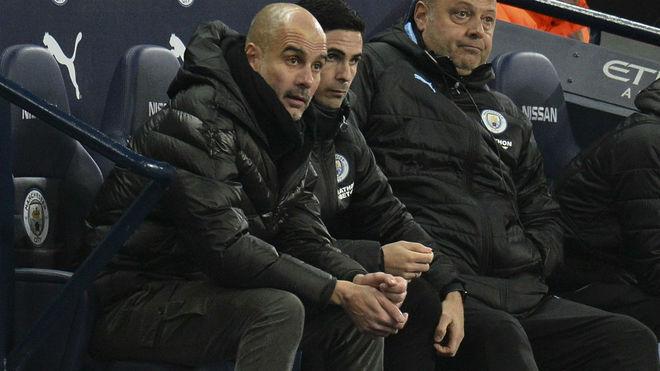 Los síntomas de agotamiento del City de Guardiola