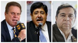 Ramón Jesurun, Luis Bedoya y Álvaro González, salpicados en el...