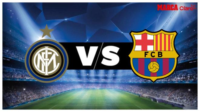 Inter de Milán vs Barcelona, horario y dónde ver por Tv.