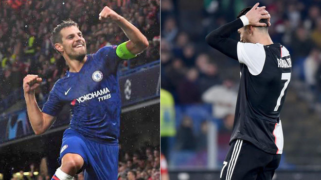 El Chelsea ensalza a Azpilicueta... dando un palo a Cristiano Ronaldo