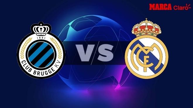 Brujas vs Real Madrid, en vivo el minuto a minuto por la sexta ...
