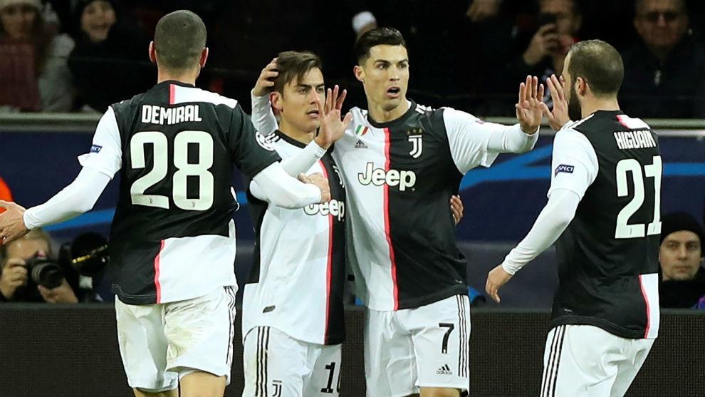 La Juventus gana con gol de Cristiano Ronaldo el trámite al ...