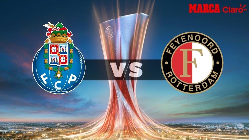 Porto vs Feyenoord: horario y dónde ver el partido de la sexta ...