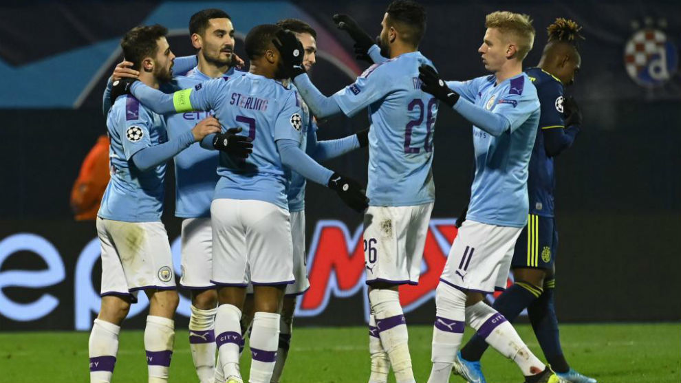Fútbol sin alcohol: los aficionados del Manchester City no podían ...