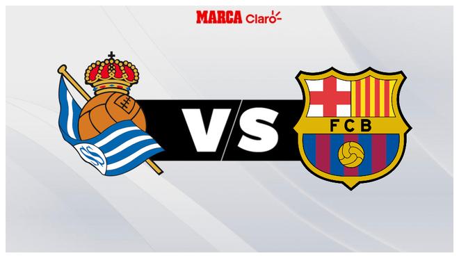 Real Sociedad vs Barcelona, en vivo el partido de hoy de la jornada ...