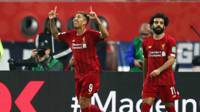 Liverpool sufre ante Rayados, pero se clasifica a la final del Mundial ...