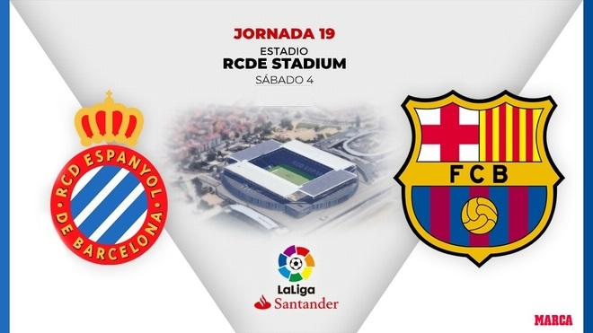 Espanyol - Barcelona, en vivo el minuto a minuto del partido por la ...