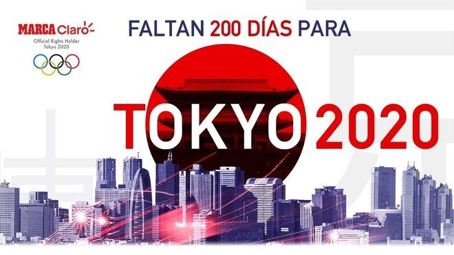Solo quedan 200 minutos para el inicio de Tokyo 2020.