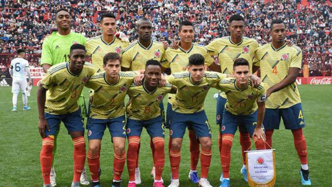 Selección Colombia: Colombia busca clasificarse a Tokio 2020 como campeona de preolímpico fútbol 1