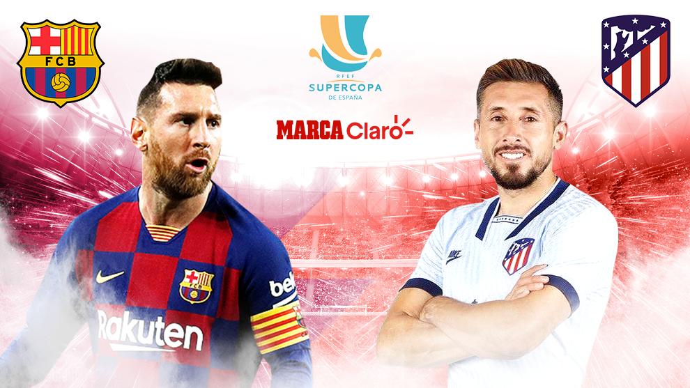 Barcelona vs Atlético de Madrid en vivo online