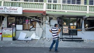 En los últimos días, la isla se ha visto afectada por varios sismos.