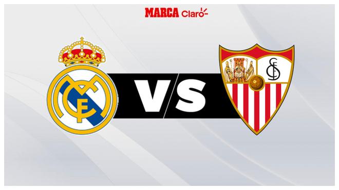 Real Madrid vs Sevilla, en vivo el partido de hoy de la jornada 20