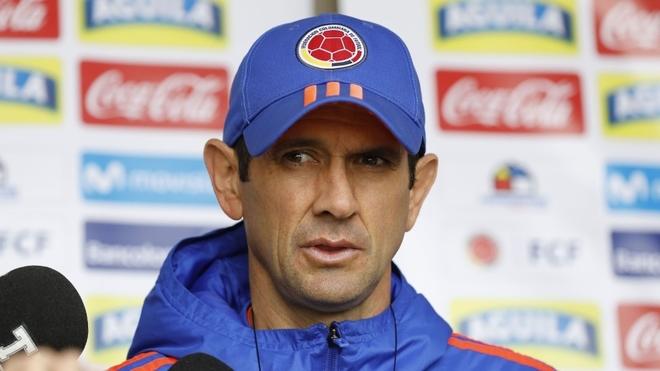 Arturo Reyes, entrenador de la Selección Colombia Sub-23.