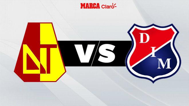 Tolima vs DIM, en vivo el minuto a minuto del primer partido de la ...
