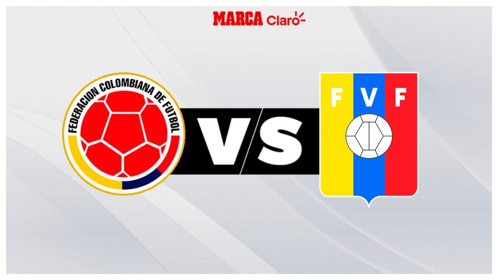 Colombia vs Venezuela: Horario y dónde ver en vivo el partido de la ...