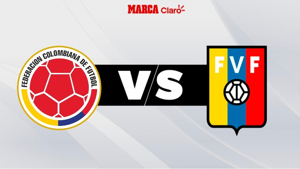 Colombia vs Venezuela: en vivo el minuto a minuto el partido del ...