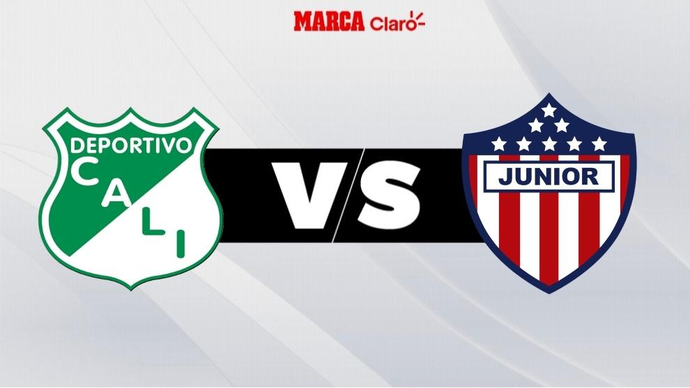 Cali vs Junior: en vivo el minuto a minuto del partido de la Liga ...