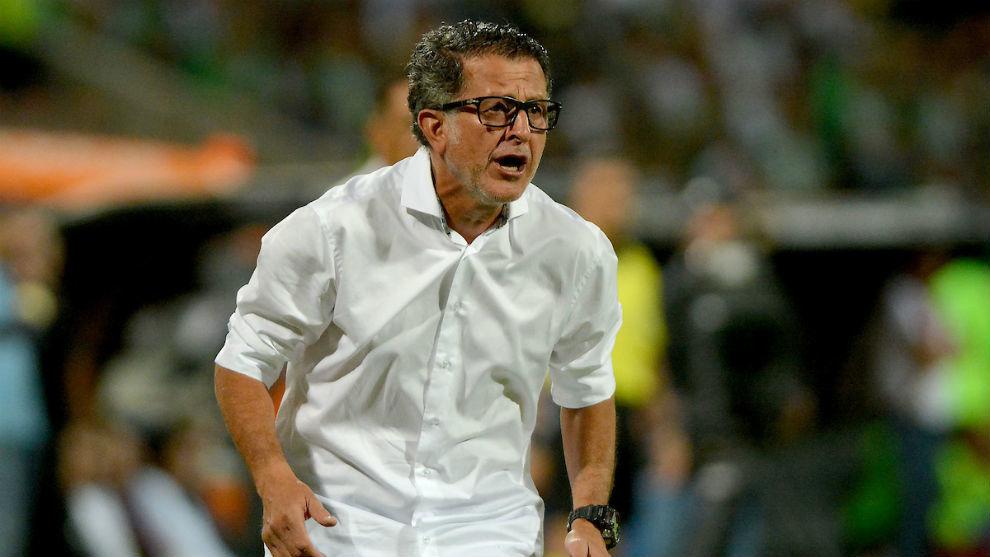 """Juan Carlos Osorio no cambia: """"Las rotaciones son un principio de ..."""