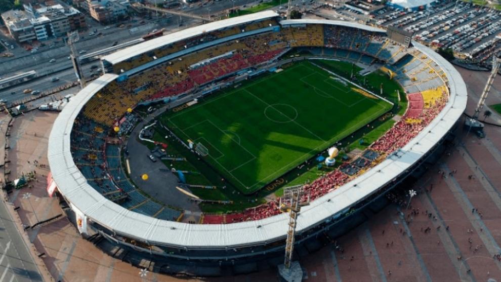 Estadio Nemesio Camacho El Campín de Bogotá