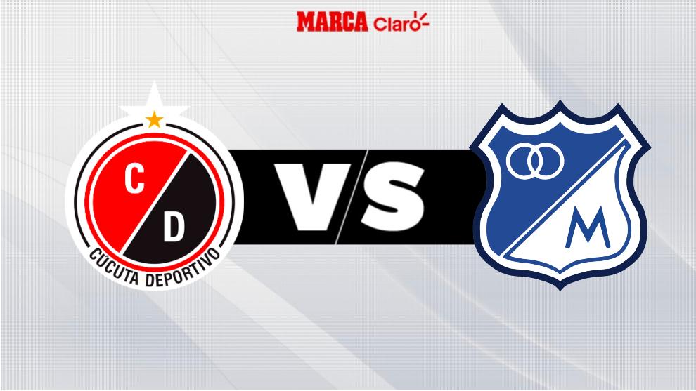 Cúcuta Deportivo vs Millonarios, en vivo: partido en el Estadio ...