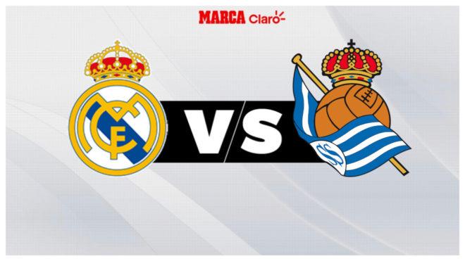 Real Madrid vs Real Sociedad, en vivo el partido de hoy de los ...