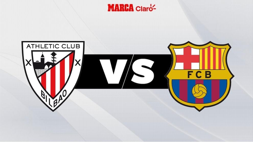 Athletic Bilbao vs Barcelona: en vivo el minuto a minuto del partido ...