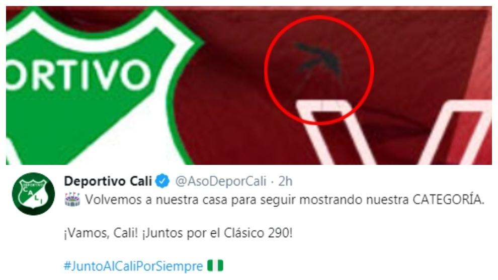 Liga Betplay Dimayor 2020 Deportivo Cali Y America Calientan El Partido En Redes Sociales Zancudo Y Presumir De Categoria En Publicaciones Marca Claro Colombia