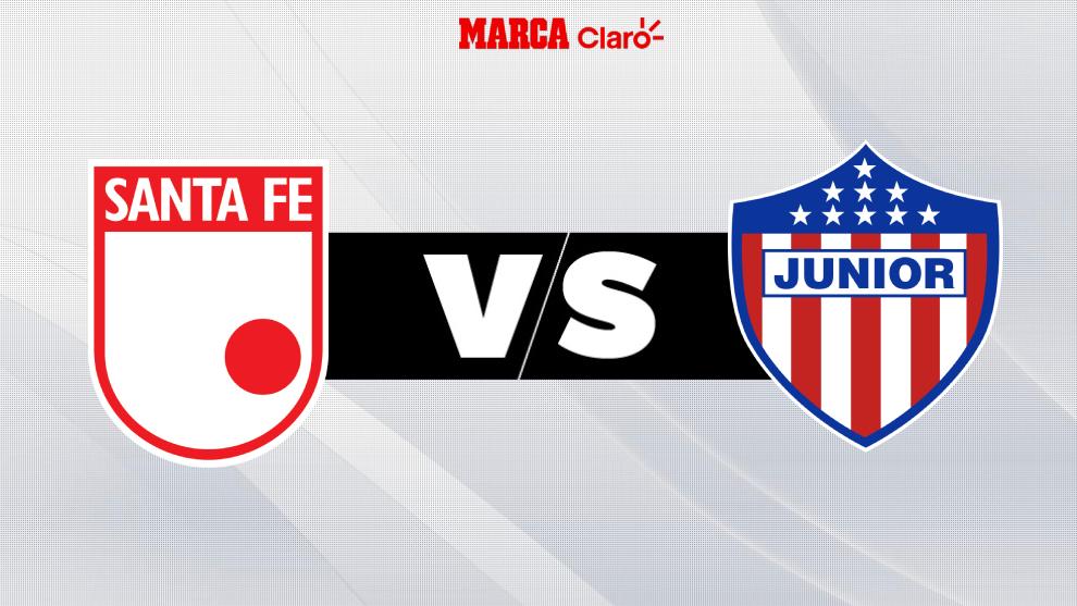 Resumen, resultado y goles de Santa Fe vs Junior: el León goleó al ...