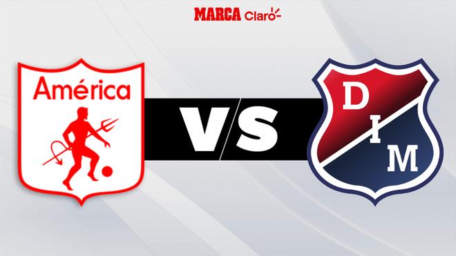 América vs Medellín, en vivo: el partido de hoy de la jornada 5