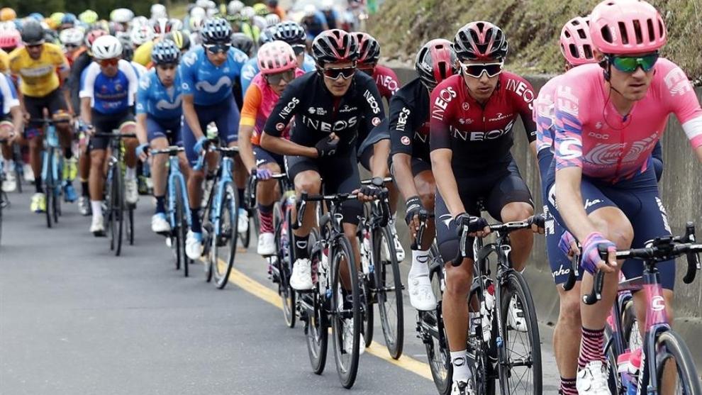 Tour Colombia 2.1: Ciclismo en vivo online