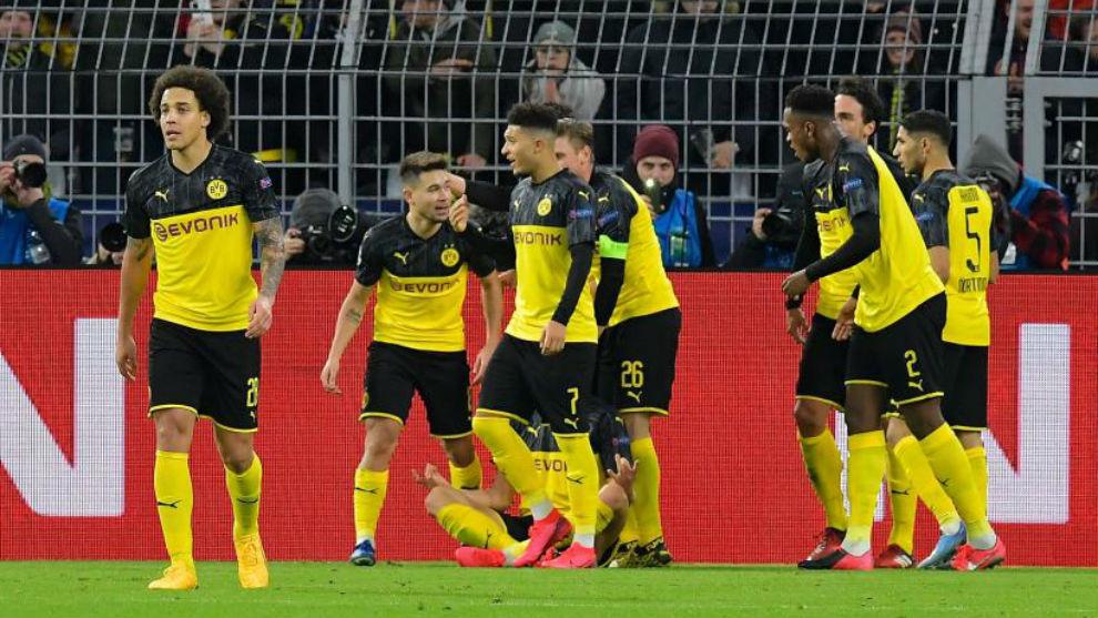 El 'gigante' Haaland da alas al Dortmund y vuelve a poner al PSG ...