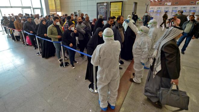 Coronavirus: se confirmó el primer caso en El Líbano