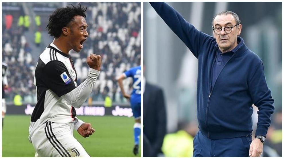 Asistencia de Cuadrado ayudó a Ronaldo a igualar un récord en Italia