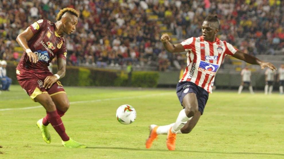 Liga Betplay 2020: Aplazan el partido entre Tolima y Junior por tormenta eléctrica en Ibagué 1