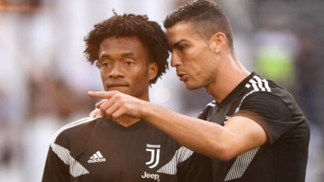 Ventaja para el Lyon: la Juventus de Cristiano Ronaldo, sorprendida en Francia