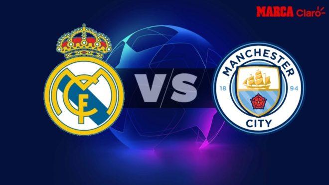 Real Madrid vs Manchester City, en vivo el partido de ida de los ...