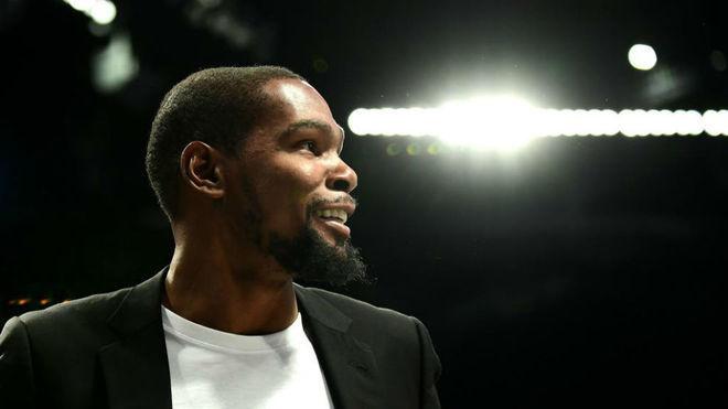 ¡Polémica! Kevin Durant pide no prohibir la marihuana en la NBA