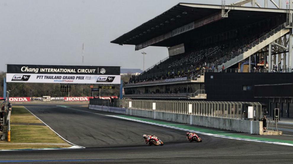 MotoGP y el GP de Catar se blindan ante el coronavirus