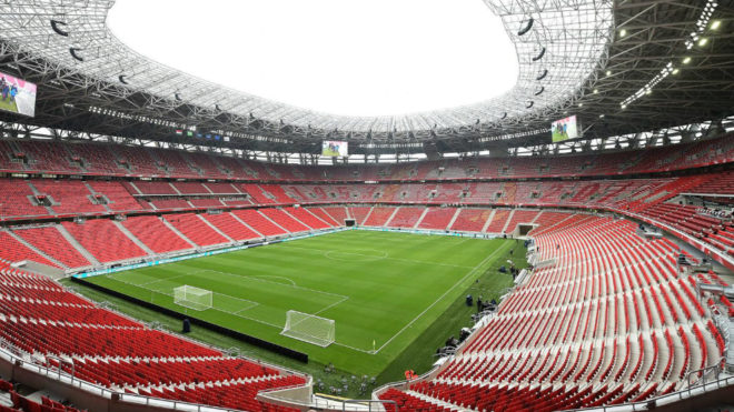 La Arena Budapest acogerá la final de la Europa League 2022.