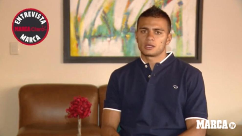 Jhon Duque, jugador de Millonarios, habla en exclusiva con MARCA Claro...