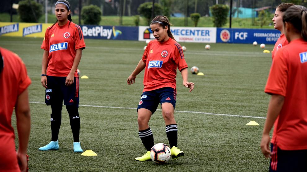 Selección Colombia Femenina venció 8-0 a Bolivia en Sudamericano sub-20