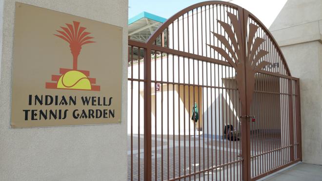 Complejo donde se lleva a cabo el Indian Wells.