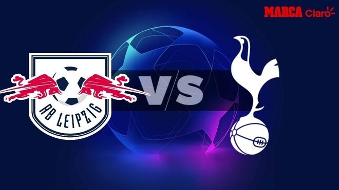 Leipzig vs Tottenham, en vivo el partido de vuelta de los octavos de ...